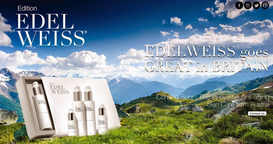 Edelweiss 24h Essence Cream & Milky Cleanser
