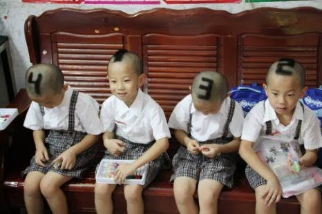 How the Christians got their band name - china-quadruplets