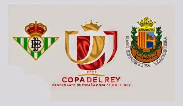 Real Betis vs Llagostera