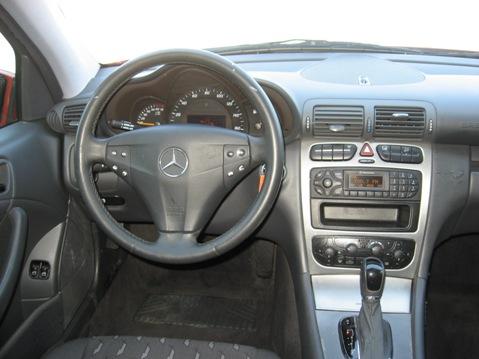 2002 Mercedes Benz C230 Kompressor