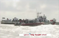 Bangladesh Air Force fighter jet crashes into sea