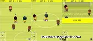 super pocket football 2013 java games