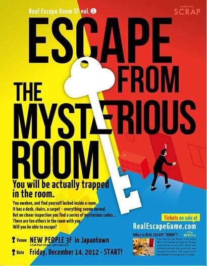 Escape The Room Th Ave