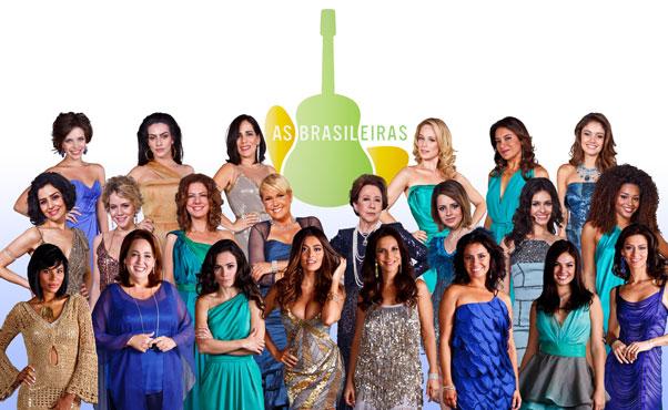 Resultado de imagem para as brasileiras 2012