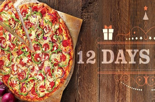 Pizza Pizza 12 Days of Pizza Giveaways