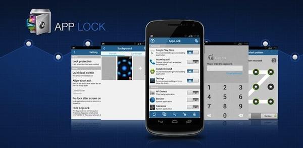APP Lock Android App