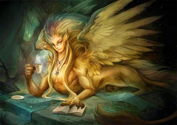 Mitologi Sphinx