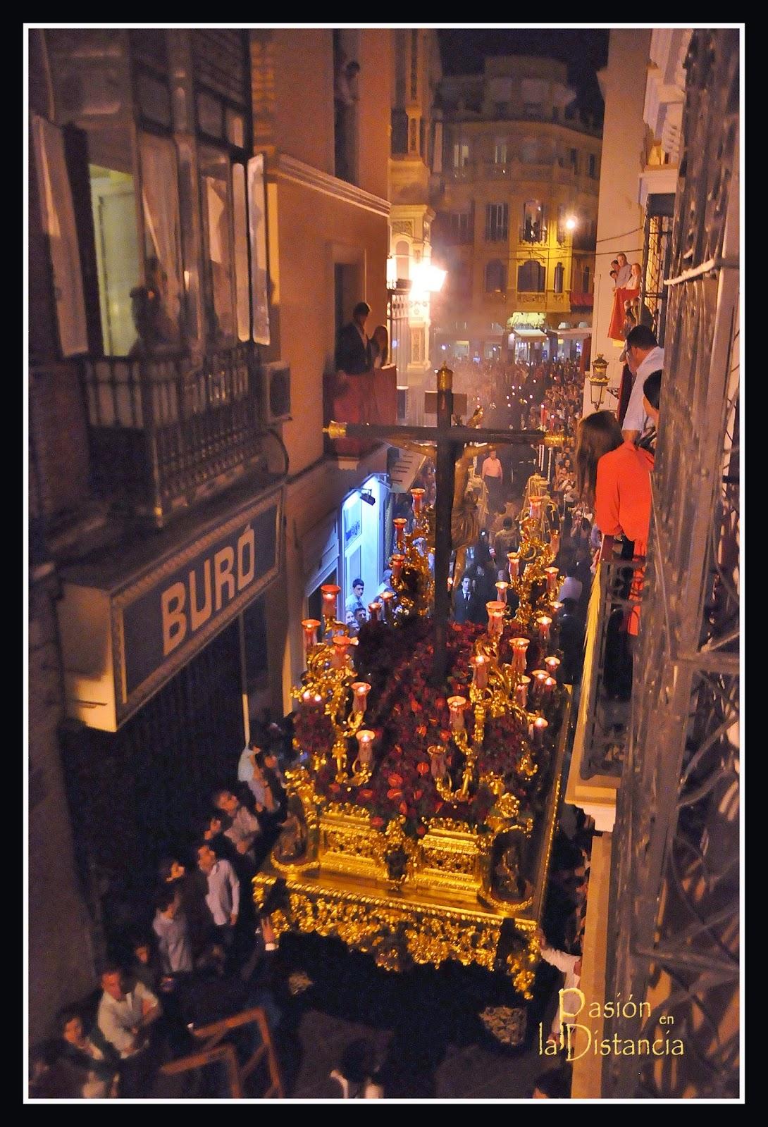 Cristo-Buen-Fin-calles-estrechas-Sevilla-Semana-Santa