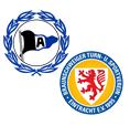 Arminia Bielefeld - Eintracht Braunschweig
