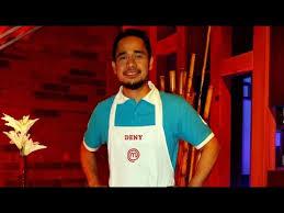 Deny master chef juara 2