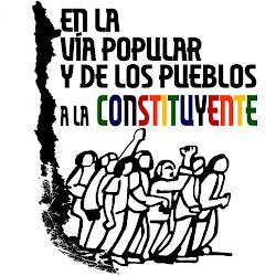 ¡¡ Todos a las Constituyentes Sociales !!