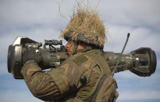Rudal anti tank NLAW