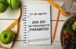 DIA DO NUTRICIONISTA!