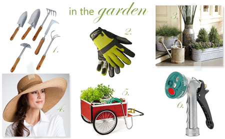 Sweet life in the must have gardening tools sweet for Gardening tools must have