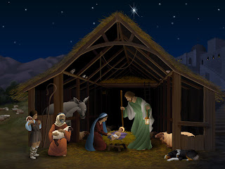 jesus wallpaper 108 : jesus birth in Bethlehem