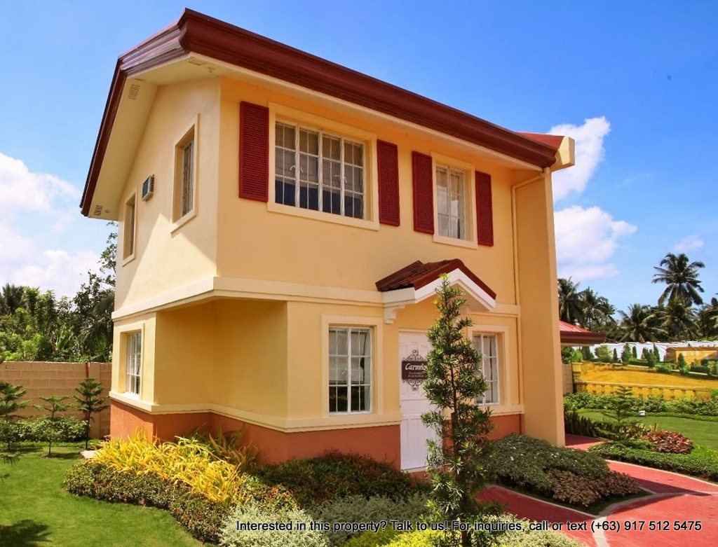 Carmela Ready Home - Camella Tierra Nevada| Camella Prime House for Sale in General Trias Cavite