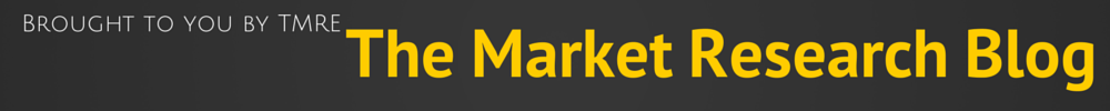 The Market Research Event Blog