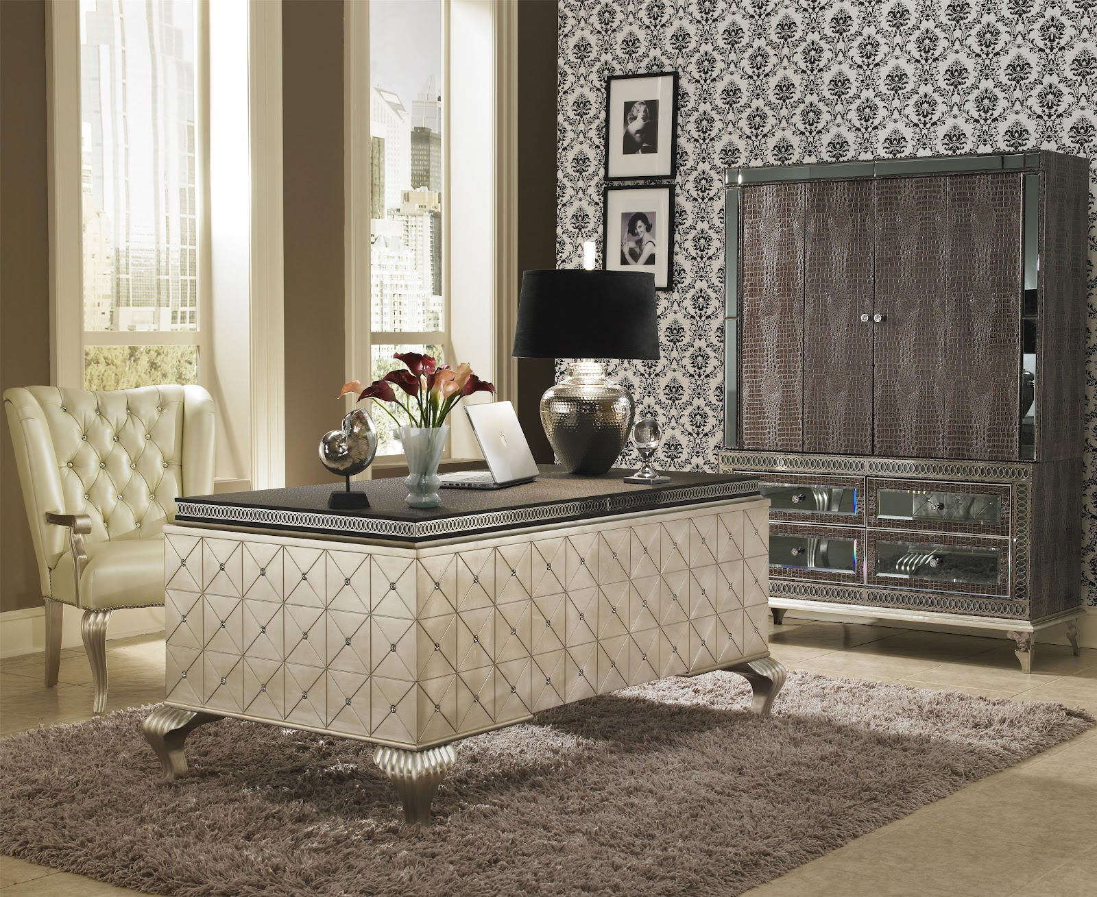 Knoxville Wholesale Furniture Hollywood Swank by Aico