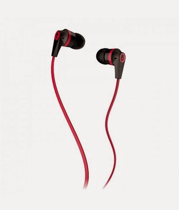 skull candy in ear earphones