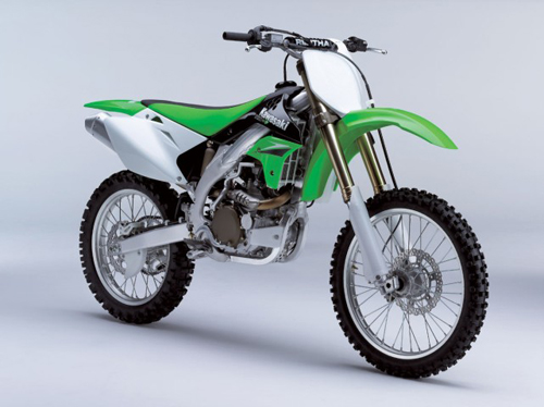 Carsdoop  Kawasaki KX250F And Kawasaki KX450F Review