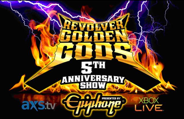 Revolver Golden God
