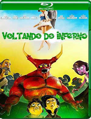 Filme Poster Voltando do Inferno