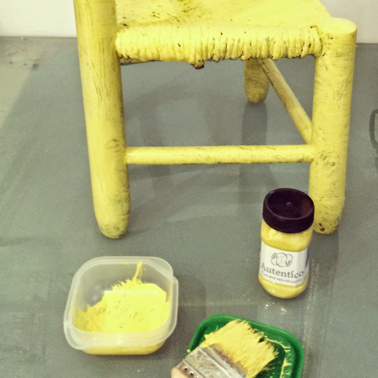 primera mano pintura chalk paint miuniversodiy