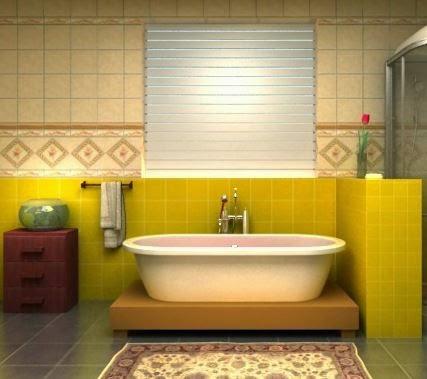 Fresh Bathroom Escape Walkthrough