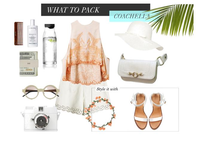 What to Wear Coachella Festival Fashion Street Style