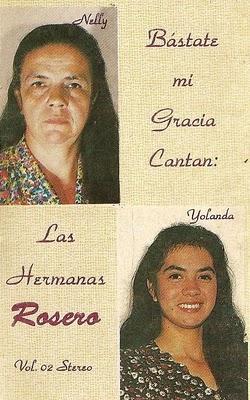 Las Hermanas Rosero-Vol 2-Bástate Mi Gracia-
