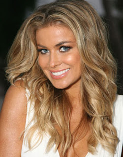 carmen Electra Hairstyle Top Model