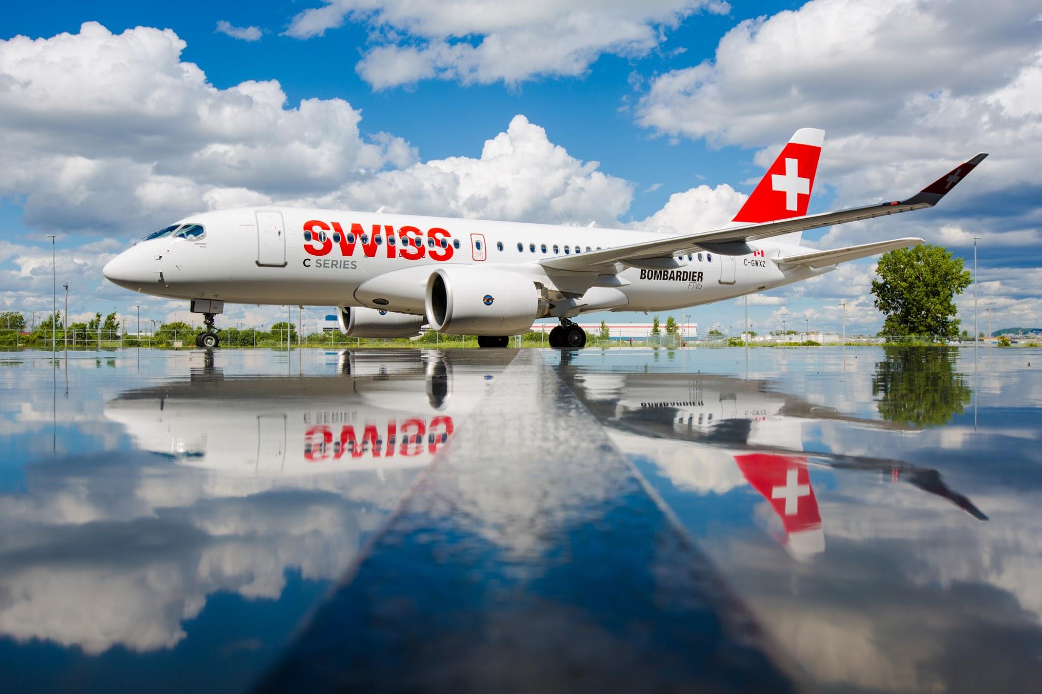 É MAIS QUE VOAR | Bombardier anuncia presença no Dubai Airshow 2015 com a estréia do C Series C