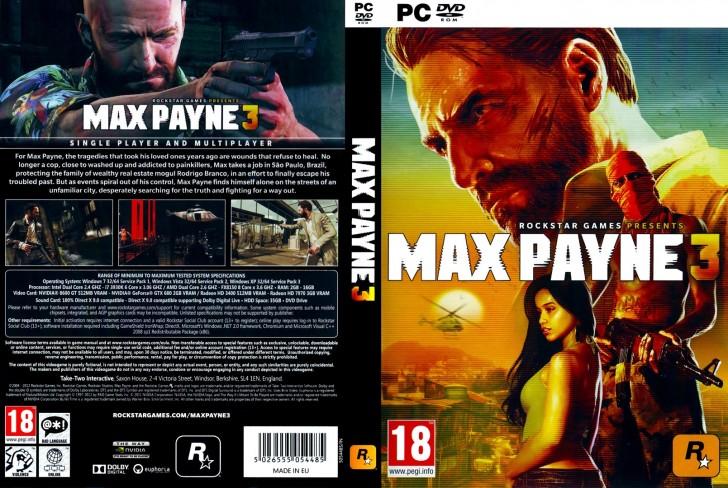Re: Max Payne 3 (2012)