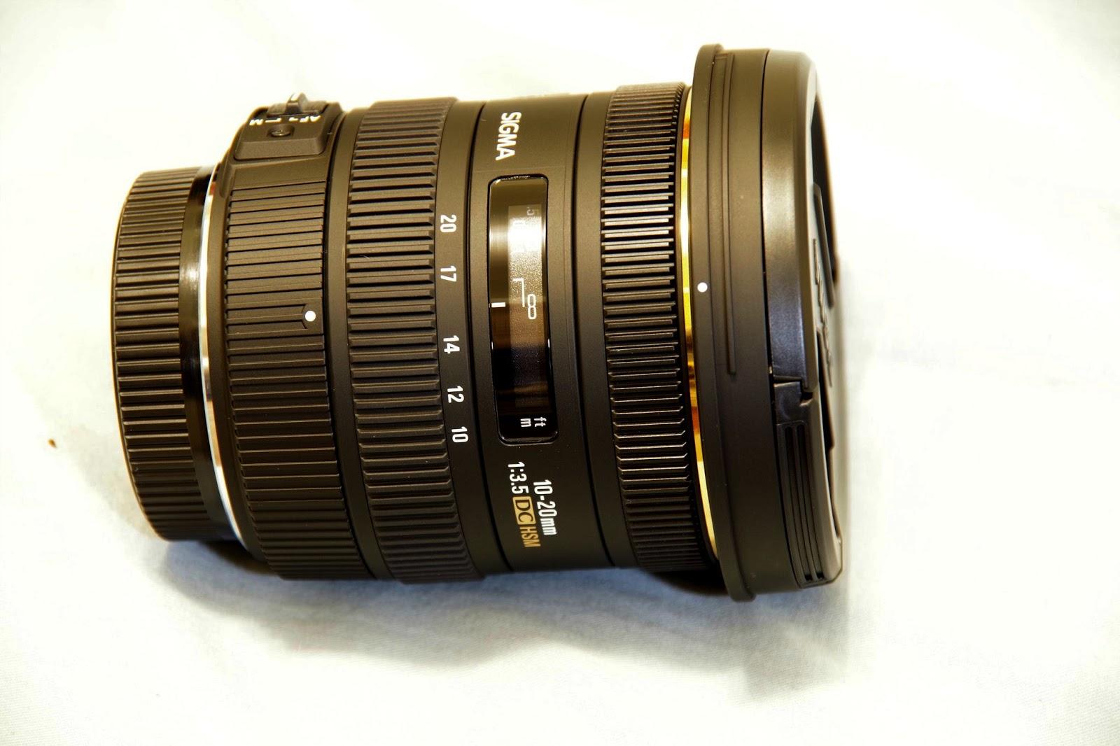【開箱】 SIGMA 10-20mm F3.5 EX DC & Metz 58 AF-2