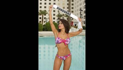 miss honduras 2012 en bikini