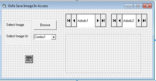 how to save a pdf in ms access 2013