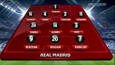 borak bola sepak video real madrid 1 2 barcelona quater