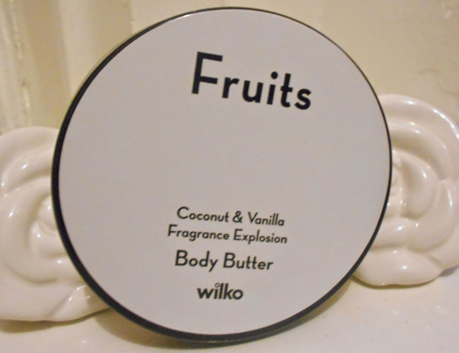 Wilkinsons - Body Butter in Coconut & Vanilla
