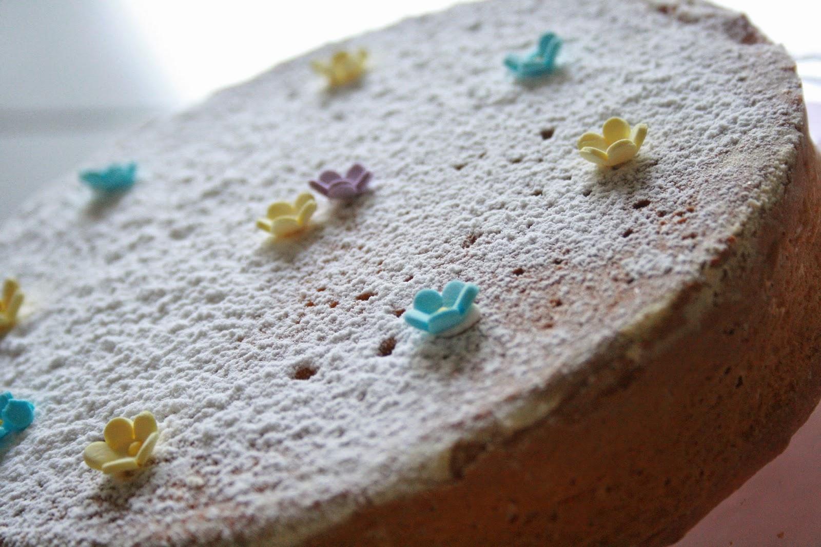 la mia torta del paradiso