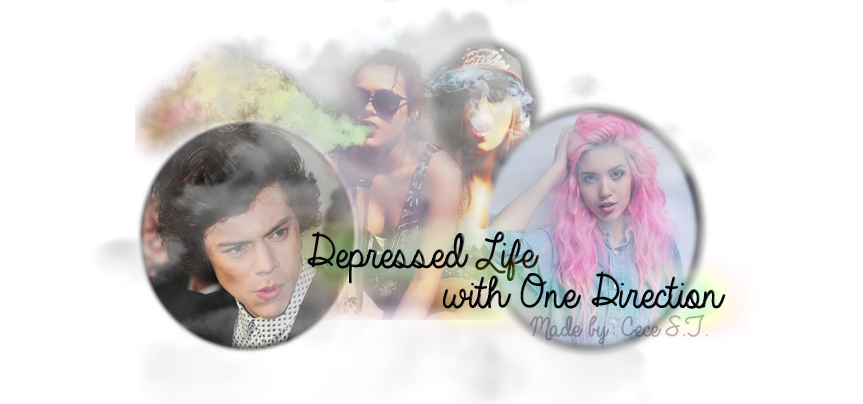 Depressed Life with One Direction