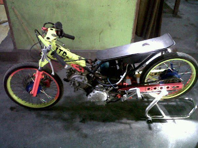 jupiter mx drag modif