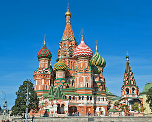St Basil&#39;s Cathedral, Moscow