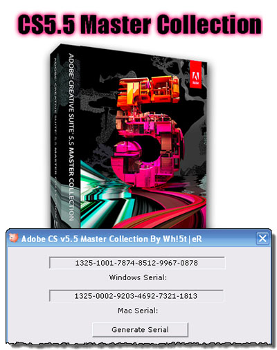 Creative Code Collection Master Suite Adobe Registration 3
