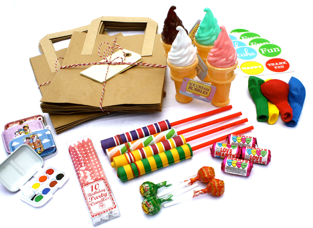 Mrs Fox's Classic Party Bag