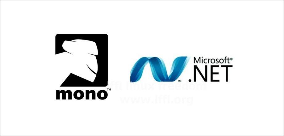Mono e Microsoft .NET