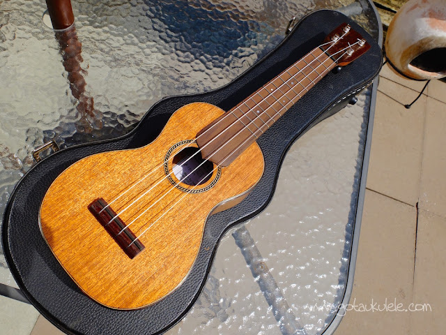 Wunderkammer Ike Soprano ukulele
