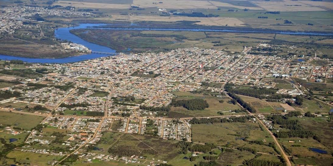 Jaguarão - um rio que abraça duas cidades