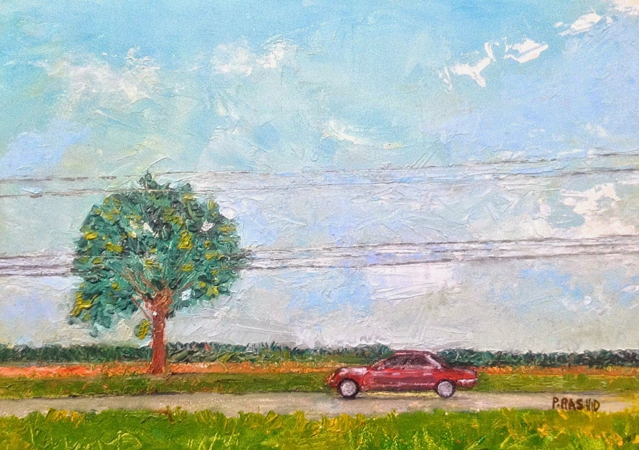 Studio Sale Make Me An Offer On Landscape Painting QuotRoadside View