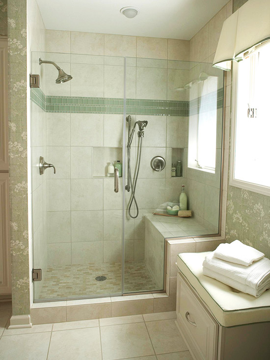 Bathroom Remodel Double Shower : Walk in shower ideas home appliance