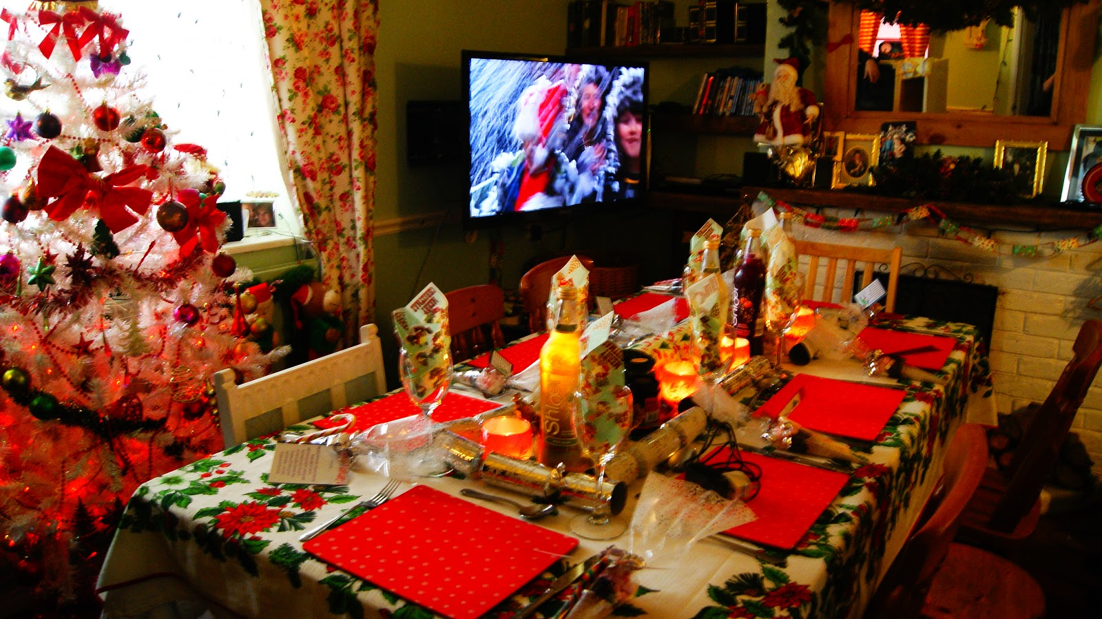 Christmas On A Budget - The Table